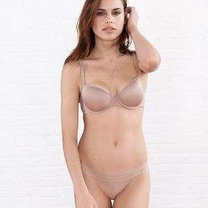 Third Love Intimates & Sleepwear - NWT Nude Third Love T-shirt Bra with Underwire 32E